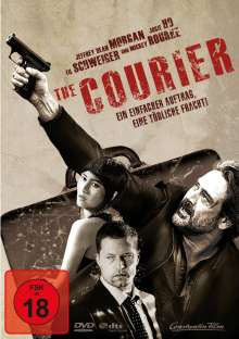 The Courier (2011), DVD