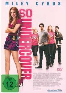 So Undercover, DVD