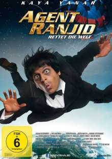 Agent Ranjid rettet die Welt, DVD