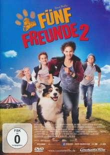 Fünf Freunde 2, DVD
