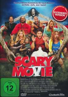 Scary Movie 5, DVD