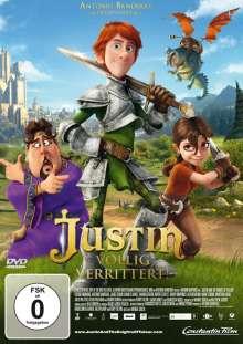 Justin - Völlig verrittert!, DVD