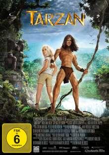Tarzan (2014), DVD