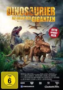 Dinosaurier - Im Reich der Giganten, DVD