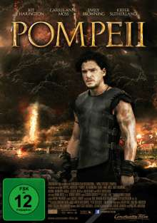 Pompeii, DVD