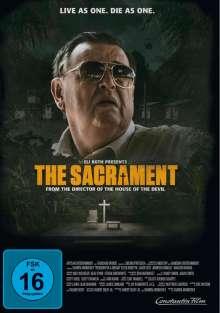 The Sacrament, DVD