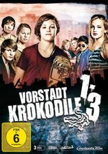 Vorstadtkrokodile 1-3, 3 DVDs