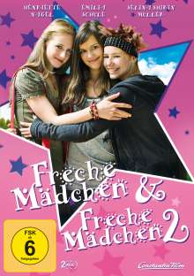 Freche Mädchen 1 & 2, 2 DVDs