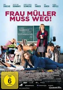 Frau Müller muss weg, DVD