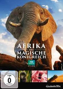 Afrika - Das magische Königreich, DVD