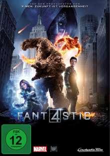 Fantastic Four (2015), DVD