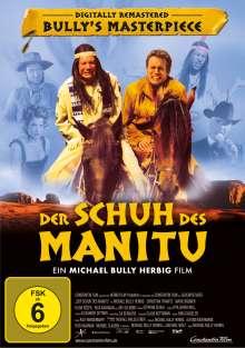 Der Schuh des Manitu, DVD