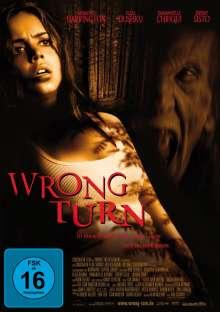 Wrong Turn, DVD