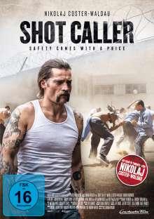 Shot Caller, DVD