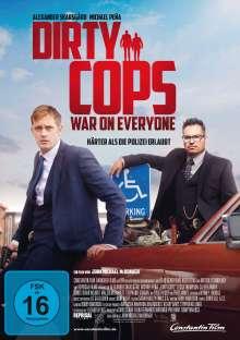 Dirty Cops - War On Everyone, DVD