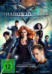 Shadowhunters: Chroniken der Unterwelt Staffel 1, DVD