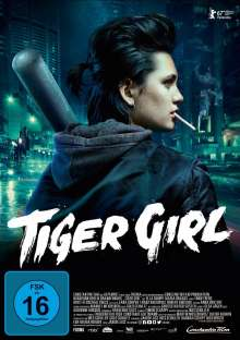 Tiger Girl, DVD