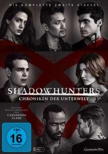 Shadowhunters: Chroniken der Unterwelt Staffel 2, 5 DVDs