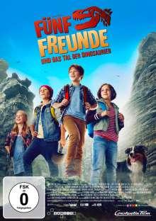 Fünf Freunde und das Tal der Dinosaurier, DVD