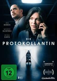 Die Protokollantin, DVD