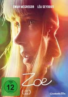 Zoe, DVD