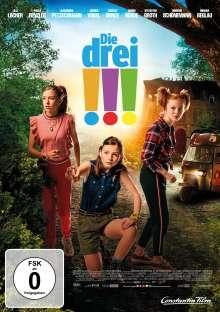 Die drei !!!, DVD