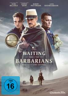 Waiting for the Barbarians, DVD