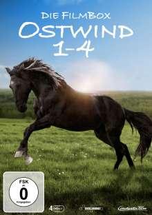 Ostwind 1-4, 4 DVDs