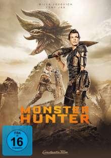 Monster Hunter, DVD