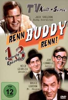 Renn Buddy Renn! (Gesamtausgabe), 2 DVDs