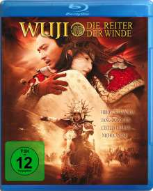 Wu Ji - Die Reiter der Winde (Blu-ray), Blu-ray Disc