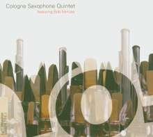 Cologne Saxophone Quintet: Yo! Feat. Bob Mintzer, CD
