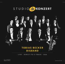 Tobias Becker (Piano) (geb. 1984): Studio Konzert (180g) (Limited Hand Numbered Edition), LP