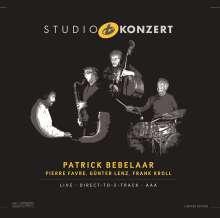 Bebelaar, Favre, Lenz & Kroll: Studio Konzert (180g) (Limited Hand Numbered Edition), LP