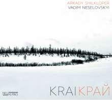 Arkady Shilkloper & Vadim Neselovskyi: Krai, CD