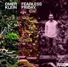 Omer Klein (geb. 1982): Fearless Friday (180g), LP