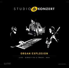 Organ Explosion: Studio Konzert (180g) (Limited Hand Numbered Edition), LP