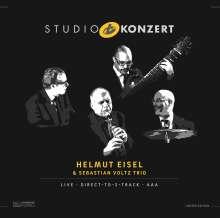 Helmut Eisel & Sebastian Voltz: Studio Konzert (180g) (Limited Hand Numbered Edition), LP
