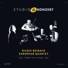Richie Beirach (geb. 1947): Studio Konzert (180g) (Limited Numbered Edition), LP
