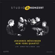 Johannes Mössinger (geb. 1964): Studio Konzert (180g) (Limited-Numbered-Edition), LP