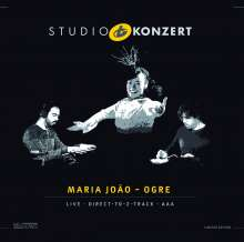 Maria Joao (geb. 1956): Studio Konzert (180g) (Limited-Numbered-Edition), LP