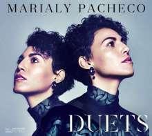 Marialy Pacheco (geb. 1983): Duets (signiert, exklusiv für jpc), CD