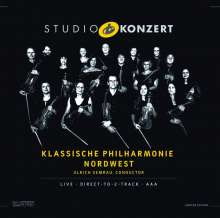 Klassische Philharmonie Nordwest - Studio Konzert (180g / Direct to Disc Recording), LP