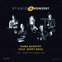 KA MA Quartet feat. Nippy Noya: Studio Konzert: A Love Supreme (Suite) (180g) (Limited-Numbered-Edition), LP