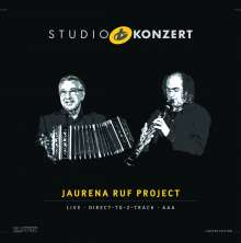 Jaurena Ruf Project: Studio Konzert (180g) (Limited-Numbered-Edition), LP