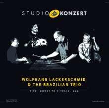 Wolfgang Lackerschmid (geb. 1956): Studio Konzert (180g) (Limited-Handnumbered-Edition), LP