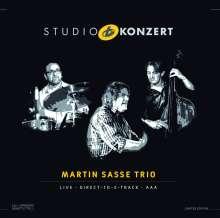 Martin Sasse (geb. 1968): Studio Konzert (180g) (Limited-Numbered-Edition), LP