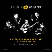 Antonio Cuadros De Bejar: Studio Konzert (180g) (Limited Numbered Edition), LP