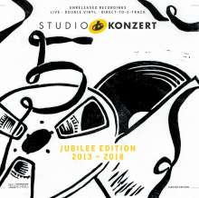 Studio Konzert Jubilee Edition 2013 - 2018 (180g) (Limited-Numbered-Edition), 2 LPs