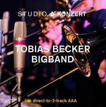 Tobias Becker (Piano) (geb. 1984): Studio Konzert [180g Vinyl Limited Edition], LP
